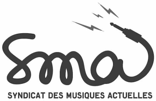 Logo SMA Syndicat Des Musiques Actuelles